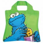 Sesame Street Bag 6 ( Cookie Monster )