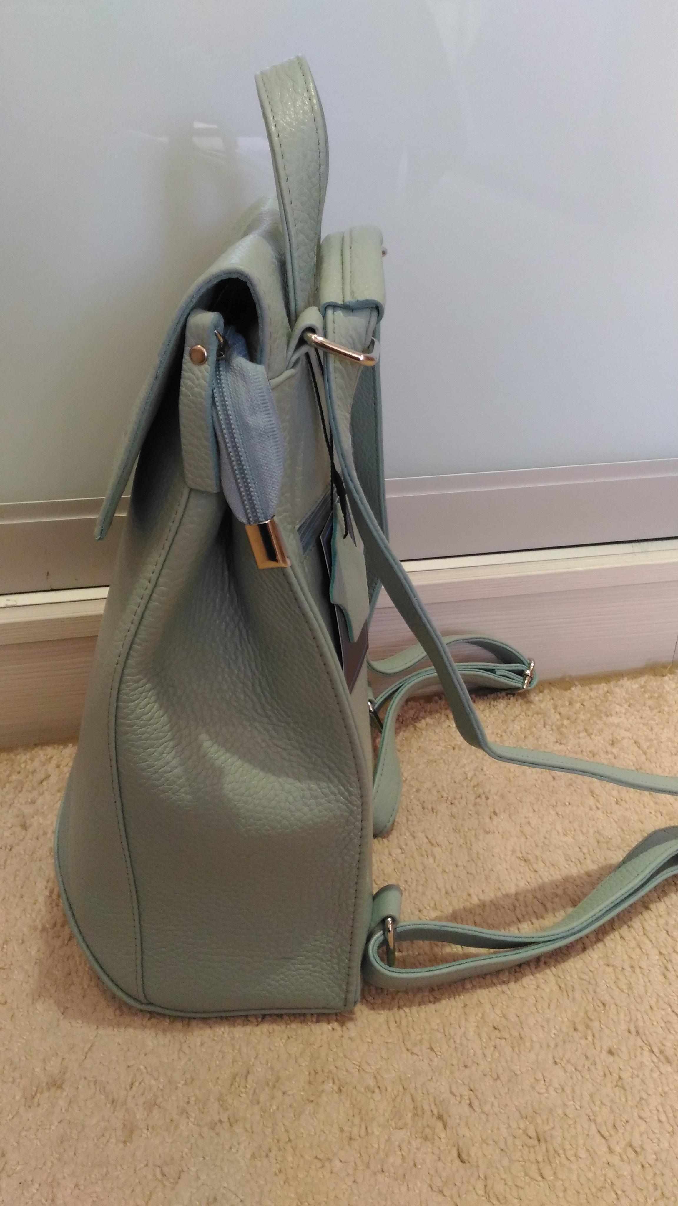 102d1a6505bc Отзывы о шикарных кожаных сумках и рюкзаках Lakestone - СПТоваров