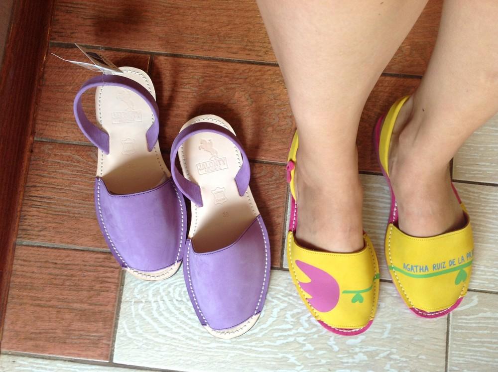 dedb4398b90 хвасты Летняя испанская обувь-Абаркасы - СПТоваров