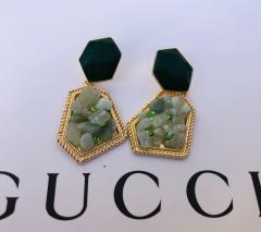 Золотой и зеленый