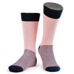 полосатые ноги, розовый верх (каждого размера по штуке)