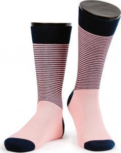 розовые ноги, полосатый верх (каждого размера по штуке)
