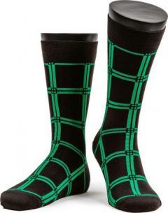 черно-зеленые