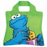Sesame Street Bag 6 ( Cookie Monster )