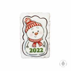 Снеговик 2022