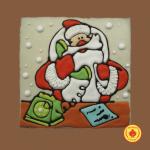 Дед мороз с телефоном (700 гр)