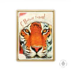 Тигр в колпаке