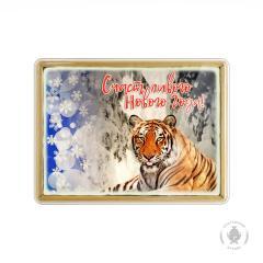 Тигр Счастливого НГ