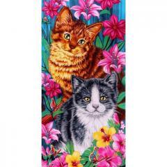 -Два кота Арт.335