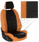 Оранжевый-Черный