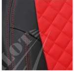Черный-Красный РОМБ