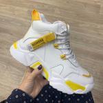 Белый+желтый