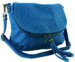 Цвет: Голубой Оттенок: ярко-голубой с рельефным узором