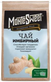 Имбирный чай 50 г (20 * 2,5 г)