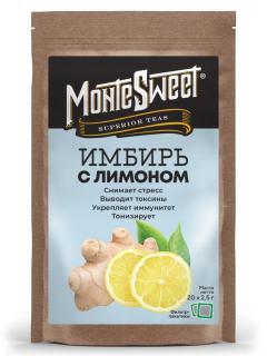 Имбирь с лимоном 50 г (20 * 2,5 г)