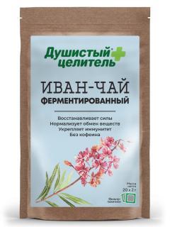 Иван-чай ферментированный 40 г (20 * 2 г)