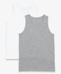 белый/серый