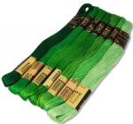 5 зеленый