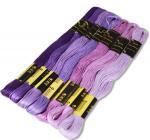 10 фиолетовый
