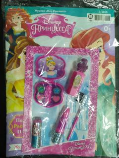 3*20 Игровой набор ,Из сумочки принцессы,