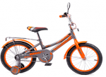 серо-оранжевый неон