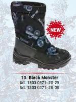 Цвет Black Monster