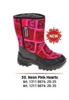 Цвет Neonpink Heart