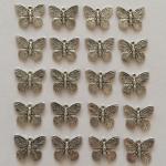 Бабочка (Серебро)