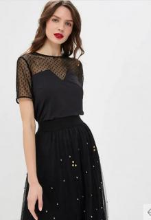 -черный    АКЦИОННАЯ цена:720+%  Очень красиво смотрится, модная женственная классика1