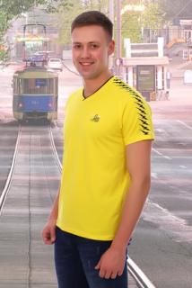 желтый/ментол/черный