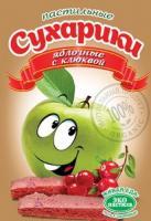 яблоко+клюква