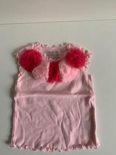 розовый с 5-ю розово-малиновыми розетками