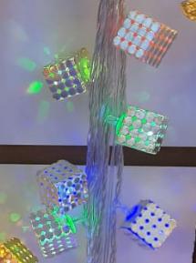 Кубики ЦВЕТНАЯ