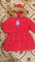 пальто для девочки -р.134,р.152,р164