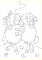 619 влюбленные овечки