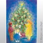 ME95304430 Около рождественской елки