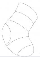 Носок №2