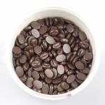 Темный со вкусом кофе