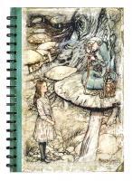 Алиса. Разговор с гусеницей