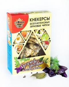 гречнево-рисовые с хмели-сунели