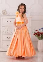 Цвет абрикосовый