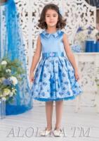 Цвет синий роуз