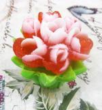 КРАСНЫХ тюльпанов
