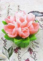 РОЗОВЫХ тюльпанов