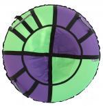 фиолетово-зеленый