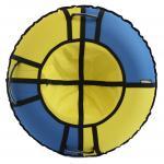 голубой-желтый