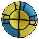 желто-бирюзовый