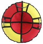 желто-красный