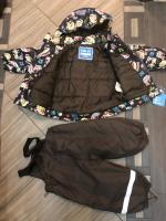 2017-18 РАСПРОДАЖА. Штаны с грудкой, куртка без планочки.
