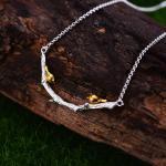 Цепочка с кулоном (ожерелье)